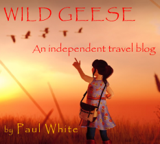 Blog Header for https://wildgeesetravel.wordpress.com